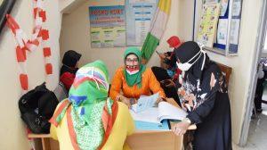 Tim Penilai Kesrak PKK Bangga Kencana Tinjau Lokus Metro Pusat