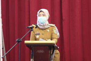 Wagub Chusnunia Buka Bimtek Penyuluh Antikorupsi Bagi Guru SMA Dan SMK Se-Provinsi Lampun