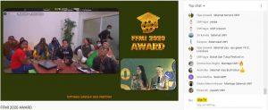 """""""Dalam Jaringan"""" Juara Pertama FFMI Award 2020 Puspresnas–IIB Darmajaya"""