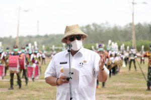 Ikut Andil Cerdaskan Kehidupan Anak Bangsa, Arinal Apresiasi PT SGC Tubaba