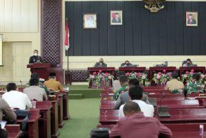 Pimpin Rakor Kesiapan Pilkada Serentak 2020, Arinal Minta Patuhi Amanat UU Pemilu Dan Jalankan 10 Tupoksi