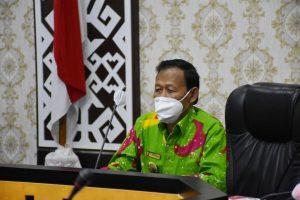 "Pairin ""Pasien Bisa Dimakamkan Daerah Asal , Petugas Pemakaman Gugus Tugas Covid-19""."