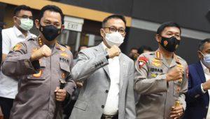 Tok… Komisi III DPR Setujui Listyo Sigit Prabowo Sebagai Kapolri