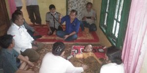 AJO Indonesia Tanggamus Kolaborasi KOMIL Kawal Pengobatan Abid Aqila Penderita Tumor dan Cairan