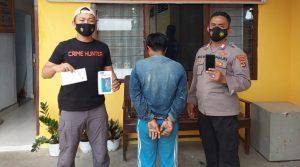 Lakukan Curat di Kampung Sendiri, Warga Kelurahan Ujung Gunung Ditangkap Polisi