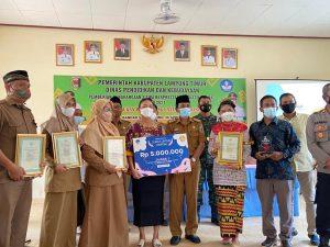 """""""Membanggakan"""" Anak Lampung Timur Sabet Juara Nasional Lomba Cerita Kartini"""