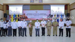 Lagi Lagi Pemerintah Kabupaten Tuba Raih Penghargaan 7 kali Berturut-turut