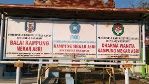 Pilkakam Di Kampung Mekar Asri Diduga Sarat Dengan Praktek Politik Uang