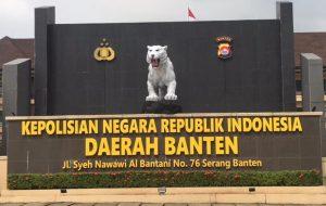 Monumen Maung Polda Banten Baru , Lebih Putih Cerah