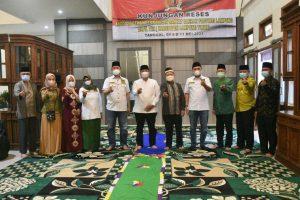 Bupati Terima Audiensi Reses Anggota DPRD Provinsi Lampung Dapil VIII Lampung Timur