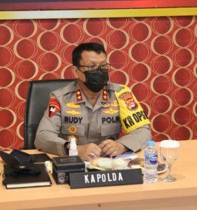 Kapolda Banten : 11.200 Ranmor Diperiksa, Pemudik tak Terprovokasi