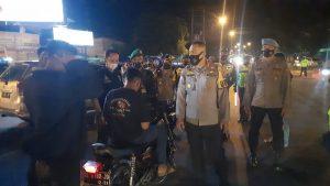Amankan Malam Takbiran, Polres Dan Kodim 0412 Lampung Utara Terjunkan 218 Personel