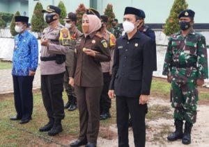 Dandim 0412 Lampung Utara Membagun Karakter Dan Jati Diri Guna Peningkatan Pengabdian