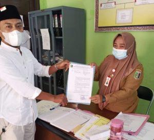 DPD KAMPUD Lampung Timur Resmi Tercatat di Kesbangpol Setempat