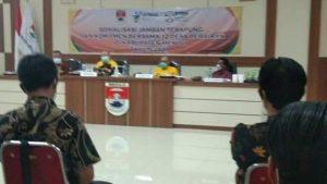Bupati Mesuji Mendukung Program ODF Untuk 12 Desa Di Perairan