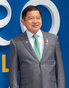 Menteri Suharso: Kolaborasi Semua Pihak Adalah Kunci Keberhasilan Bantuan Kemanusiaan