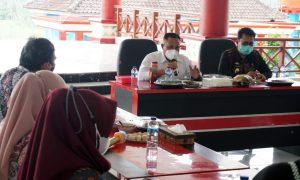 Apresiasi Kebun Edukasi, GM PT Telkom Lampung Siap Pasang Wifi Corner