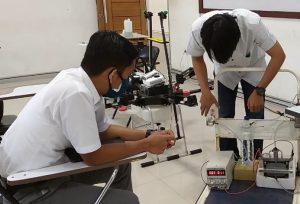 Mahasiswa UBL Ciptakan Inhalasi Hydrogen Bantu Pemulihan Pasien Covid-19