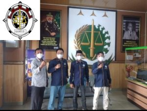 Dugaan Korupsi Deposito APBD Lampung Timur, DPW KAMPUD Adukan ke Kejari Setempat