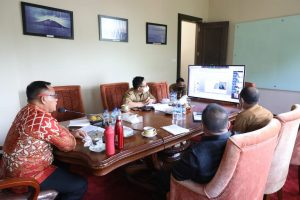 Bupati Lampung Selatan Ikuti Pembekalan Kepemimpinan Kemendagri