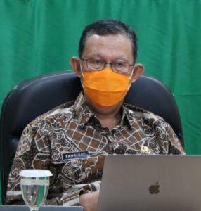 Nakes di Lampung Wajib Bergembira, Ini Sebabnya