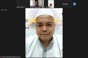 Rektor Firmansyah 'Launching' Darmajaya Mengaji untuk Karyawan dan Dosen