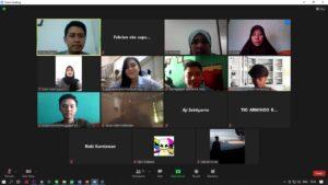 Sharing Pengalaman Student Mobility, UPT Hubungan Internasional Darmajaya Sosialisasi ke Mahasiswa