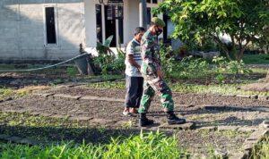 Pelda Karno Ajak Warga Memanfaatkan Pekarangan Rumah