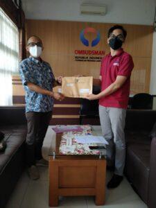 Seno Apresiasi OMBUDSMAN RI Lampung Atas Penyelesaian Laporan Dugaan Maladministrasi