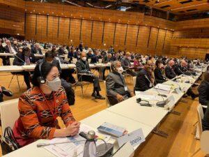 Di WCSP, Puan: Pandemi Momentum Agar Pembangunan Lebih Hijau