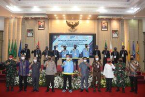 Wakapolda Banten Harapkan Kontingen Atlet Banten Masuk 10 Besar di PON 2021