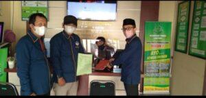 Lembaga KAMPUD Laporkan Dugaan Korupsi Perjalanan Dinas di Sekretariat DPRD Lampung Utara Ke Kejaksaan