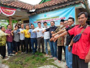 DPP Asosiasi Jurnalis Online Lampung Gelar Raker Pemantapan Program di Tanggamus