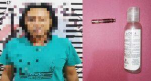 Polres Tulang Bawang Ungkap Peredaran Narkotika di Gedung Aji Baru