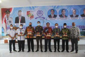 Bupati Lampung Utara Buka Muscab Gapensi Di Gedung Korpri