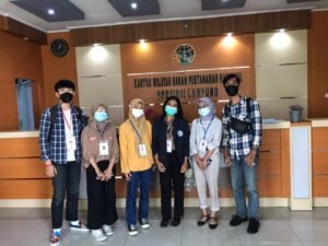 Mahasiswa IIB Darmajaya Magang di Kementerian ATR/BPN, Ini Ceritanya