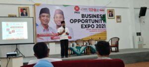 Hadir Dalam Business Opportunity Expo, Mufti Ingin Parpol Memberikan Manfaat